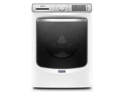 """27"""" Maytag 5.8 Cu. Ft. Front Load Washer With Extra Power And 24-Hr Fresh Hold Option - MHW8630HW"""