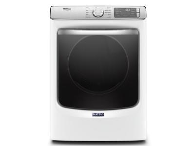 """27"""" Maytag Front Load Gas Dryer with Extra Power - MGD8630HW"""