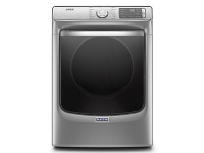 """27"""" Maytag Front Load Electric Dryer with Extra Power and Advanced Moisture Sensor - YMED8630HC"""