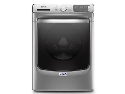 """27"""" Maytag 5.8 Cu. Ft. Front Load Washer With Extra Power And 24-Hr Fresh Hold Option - MHW8630HC"""