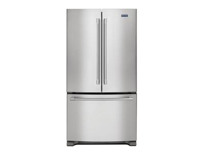 """36"""" Maytag 20 Cu. Ft. Counter Depth French Door Refrigerator - MFC2062FEZ"""