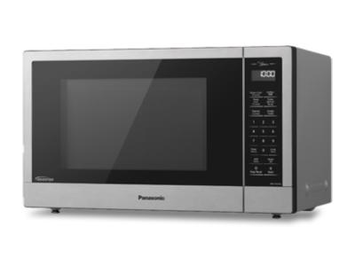 Panasonic 1.2 Cu. Ft. Countertop Microwave Oven With Inverter Technology - NNST67KS