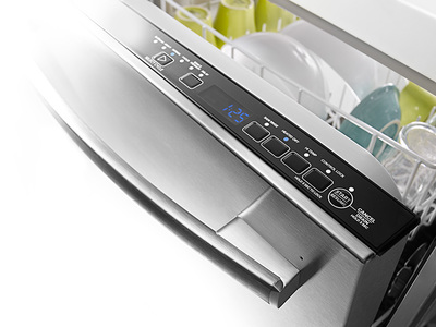 """24"""" Amana Tall Tub Dishwasher with Fully Integrated Console - ADB1500ADS"""