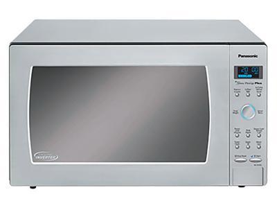 Panasonic 2.2 Cu. Ft. Genius Prestige Plus Microwave With Cyclonic Inverter Technology - NNSE996S