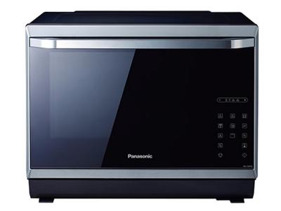 Panasonic 1.2 Cu. Ft. Combination Oven With Pure Turbo Steam And Inverter Technology - NNCS896S
