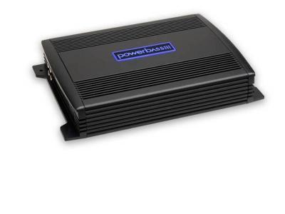 PowerBass 2 Channel  Amplifier with 400 Watt High Efficiency - ASA34002