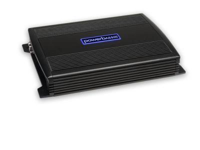 PowerBass Class-D 1 Channel  Amplifier with 600 Watt High Efficiency - ASA36001D