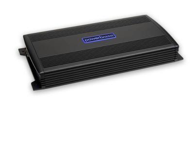 PowerBass 5 Channel  Amplifier with 5-Channel 800 Watt High Efficiency - ASA37005