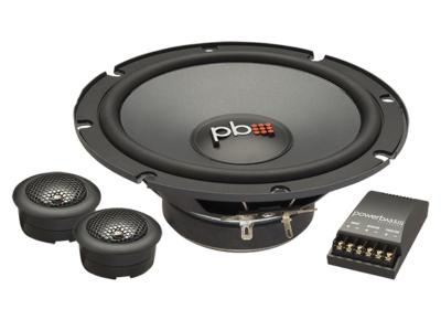 PowerBass 6.5 Inch Component Speaker System - OE6C