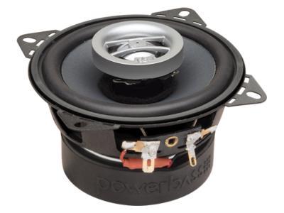 PowerBass 4 Inch Full-Range Co-Axial Speaker System - OE402