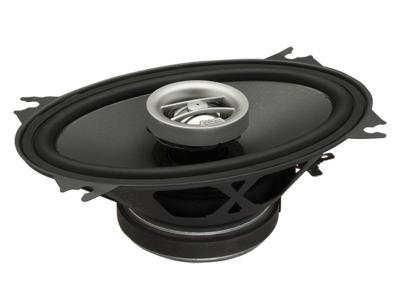 PowerBass 4x6 Inch Full-Range Co-Axial Speaker System - OE462