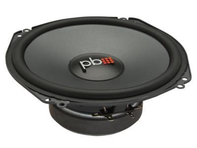 PowerBass 7 Inch Mid-Range Speaker - OE700