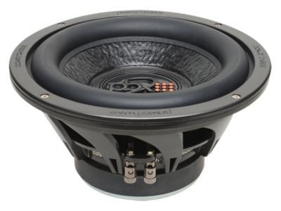 PowerBass 10 Inch Dual 4-Ohm Subwoofer - XL1044D