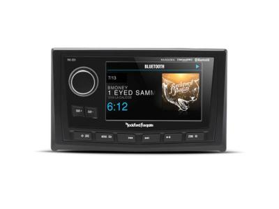 Rockford Fosgate Punch Marine Full Function Wired TFT Display Head - PMX-8DH