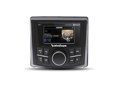 Rockford Fosgate Punch Marine Compact AM,FM,WB Digital Media Receiver Display - PMX-2