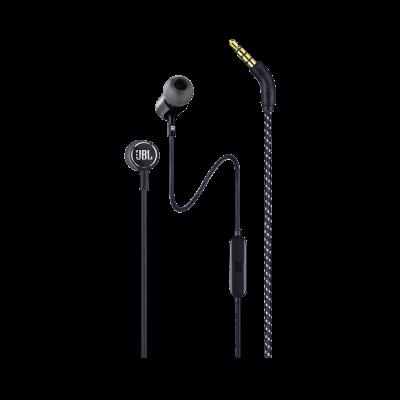 JBL In-Ear Headphone Live 100  Black - JBLLIVE100BLKAM
