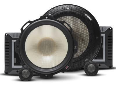 Rockford Fosgate Power 6.5 Inch T3 Component Speaker System - T3652-S