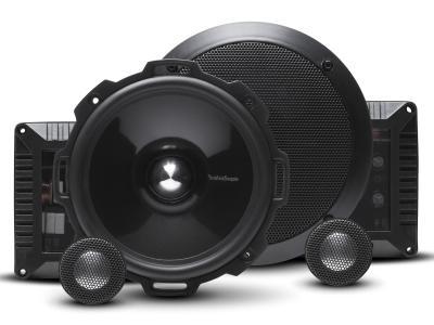 Rockford Fosgate Power Series 6.50 Inch Aluminum Component Speaker System - T2652-S