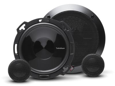 Rockford Fosgate Punch Series 6 Inch Component Speaker System - P16-S