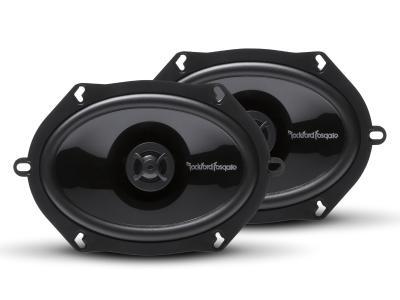 "Rockford Fosgate Punch Series 5""x7"" 2-Way Full Range Coaxial Speaker - P1572"