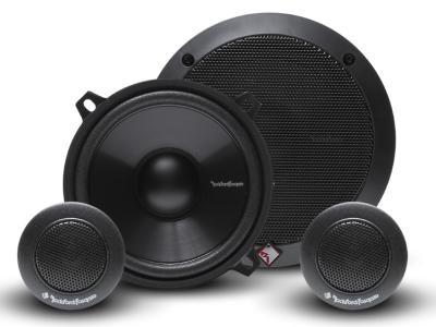 Rockford Fosgate Prime Series 5.25 Inch 2-Way Component Car Speaker System - R152-S