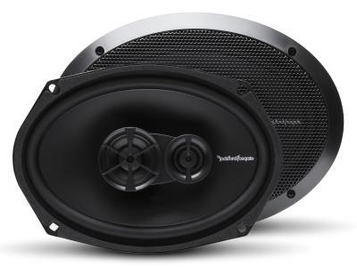 "Rockford Fosgate Prime Series 6""x9"" 3-Way Full Range Speaker - R169X3"