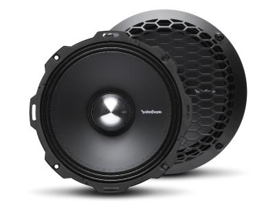 Rockford Fosgate Punch Pro 8 Inch 4-Ohm Midrange Or Midbass Woofer - PPS4-8