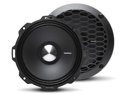 Rockford Fosgate Punch Pro 6.5 Inch 4-Ohm Midrange Speaker - PPS4-6