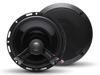 "Rockford Fosgate Power 6.5"" 2-Way Full Range Euro Fit Compatible Speaker- T1650"