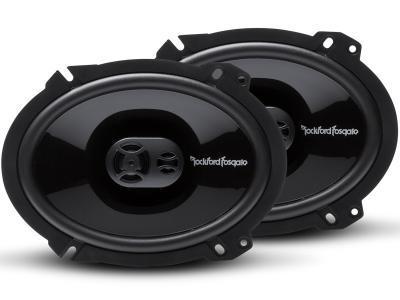 """Rockford Fosgate Punch 6""""x8"""" 3-Way Full Range Speaker - P1683"""