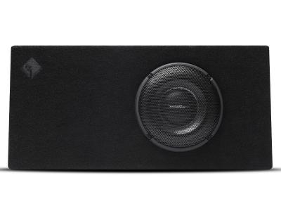 Rockford Fosgate Power Series Sealed Loaded Enclosure Featuring Single 10 Inch T1 Slim Subwoofer  - T1S-1X10P