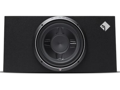 Rockford Fosgate Punch Truck Box Style Enclosure With Single 12 Inch Subwoofer- P3S-1X12