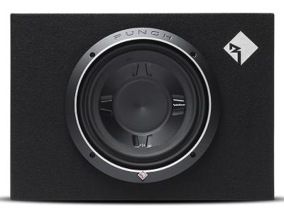 Rockford Fosgate Punch Truck Box Style Enclosure With Single 10 Inch Subwoofer - P3S-1X10