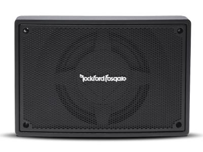 Rockford Fosgate Punch Series Single 8 Inch Amplified Subwoofer - PS-8