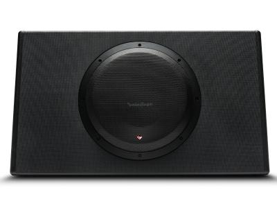 Rockford Fosgate Punch Series 12 Inch Truck Style Powered Subwoofer - P300-12T