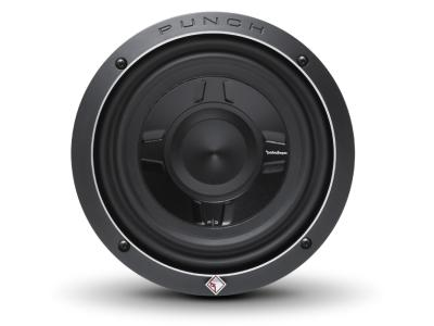 Rockford Fosgate Punch P3S 8 Inch Shallow 4-Ohm DVC Subwoofer - P3SD4-8