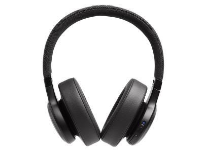 JBL Wireless Over-Ear Headphones Live 500BT Black - JBLLIVE500BTBLKAM