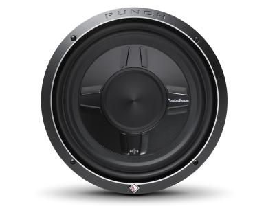 Rockford Fosgate Punch P3S 12Inch Shallow 4-Ohm DVC Subwoofer - P3SD4-12