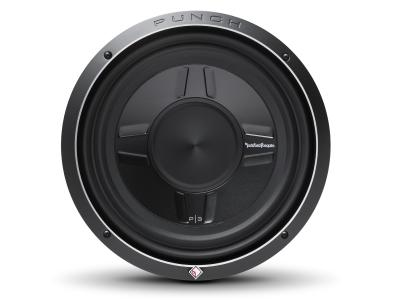 Rockford Fosgate Punch P3S 12 Inch Shallow 2-Ohm DVC Subwoofer - P3SD2-12