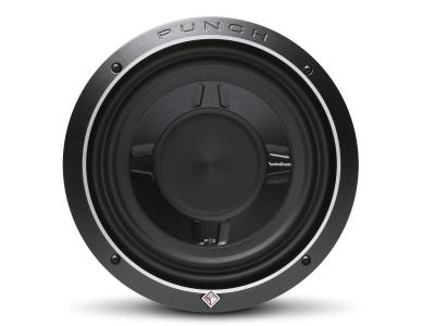 Rockford Fosgate Punch P3S 10 Inch Shallow 4-Ohm DVC Subwoofer - P3SD4-10