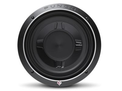 Rockford Fosgate Punch P3S 10 Inch Shallow 2-Ohm DVC Subwoofer - P3SD2-10
