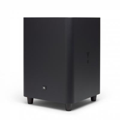 JBL SW10 Powered Wireless Subwoofer for Link Bar - JBLSW10BLKAM