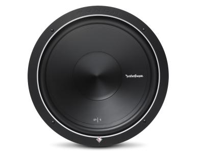 Rockford Fosgate Punch P1 15 Inch 2-Ohm SVC Subwoofer - P1S2-15