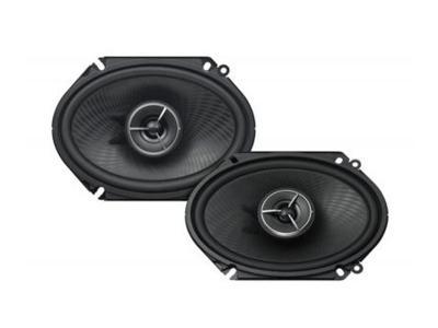 """6x8"""" Kenwood KFC-X683C eXcelon  180W 2-Way Car Custom Fit Speakers KFCX683C"""
