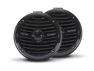 Rockford Fosgate Prime Marine 6.5 Inch Mini Wakeboard Tower Speakers - RM1652W-MB