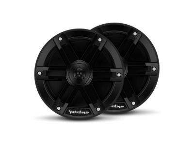 Rockford Fosgate Marine Grade Speakers in Black - M0-65B