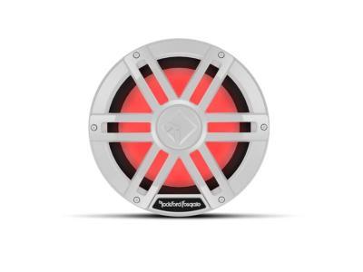 Rockford Fosgate DVC 2Ω Color Optix Marine Subwoofer in White - M1D2-10