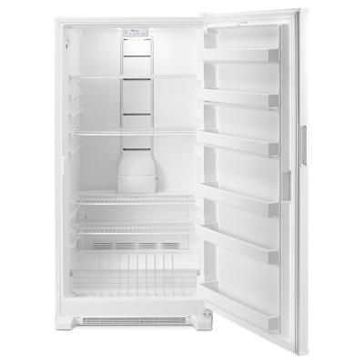 """34"""" Amana 20 Cu. Ft. Upright Freezer With Revolutionary Insulation - AZF33X20DW"""