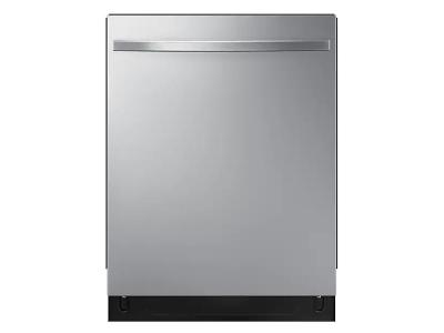 """24"""" Samsung Dishwasher with StormWash, Stainless Steel - DW80R5061US"""