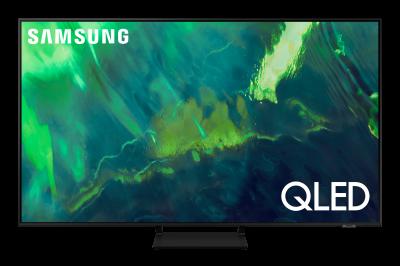 """55"""" Samsung QN55Q72AAFXZC QLED 4K Smart TV"""
